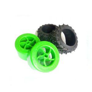 پک چرخ و لاستیک