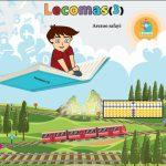 کتاب جلد سوم لکومس - تمام رنگی