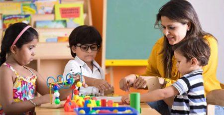 کلاس های مهارتی برای کودکان و نوجوانان