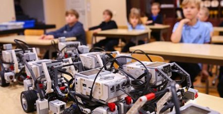 کلاس رباتیک کودکان در تهران