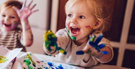 پرورش خلاقیت در کودکان